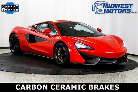 2017 McLaren 570S for sale in Lake Zurich, IL