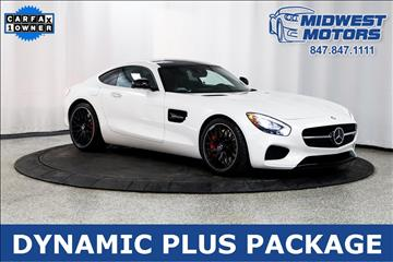 2016 Mercedes-Benz AMG GT for sale in Lake Zurich, IL