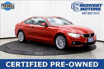 2016 BMW 4 Series for sale in Lake Zurich, IL