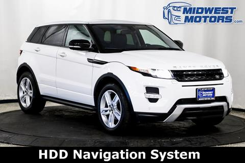2013 Land Rover Range Rover Evoque for sale in Lake Zurich, IL