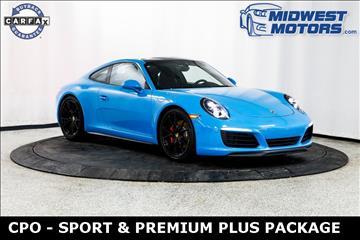 2017 Porsche 911 for sale in Lake Zurich, IL