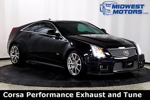 2011 Cadillac CTS-V for sale in Lake Zurich, IL