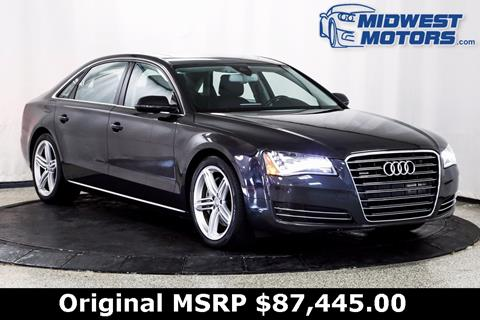 2013 Audi A8 L for sale in Lake Zurich, IL