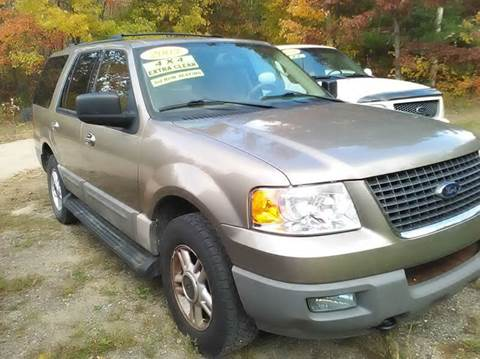 2003 Ford Expedition for sale in Lewiston, MI