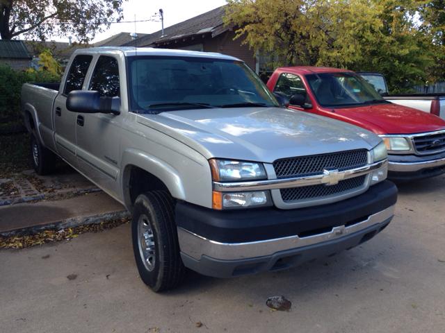 2004 Chevrolet C/K 2500 Series