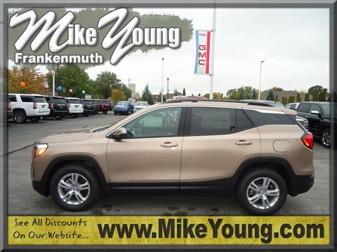 2018 GMC Terrain for sale in Frankenmuth, MI