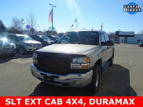 2004 GMC Sierra 2500HD for sale in Frankenmuth, MI