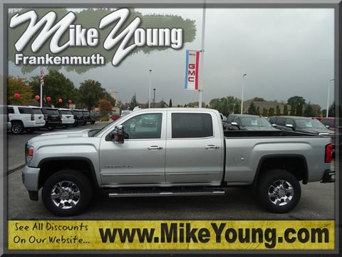 2018 GMC Sierra 3500HD for sale in Frankenmuth MI