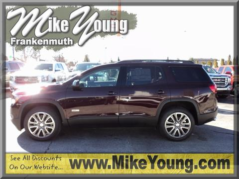 2017 GMC Acadia for sale in Frankenmuth MI