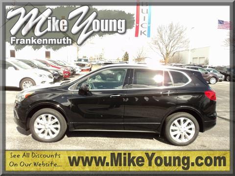 2017 Buick Envision for sale in Frankenmuth MI