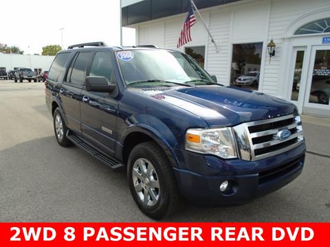 2008 Ford Expedition for sale in Frankenmuth MI