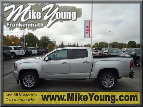 2018 GMC Canyon for sale in Frankenmuth, MI