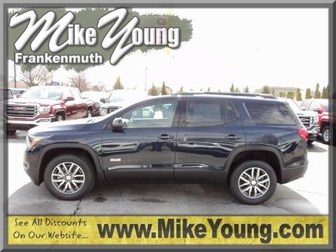 2017 GMC Acadia for sale in Frankenmuth, MI