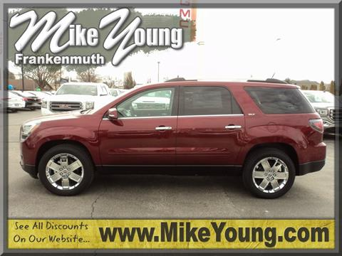 2017 GMC Acadia Limited for sale in Frankenmuth, MI