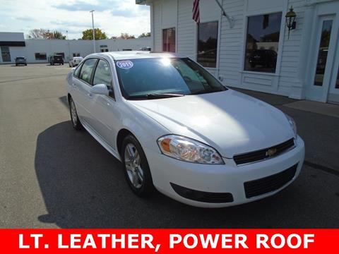 2011 Chevrolet Impala for sale in Frankenmuth MI