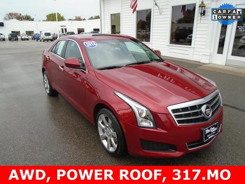 2014 Cadillac ATS for sale in Frankenmuth, MI