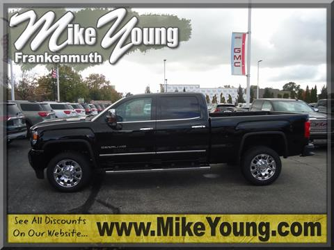 2019 GMC Sierra 2500HD for sale in Frankenmuth, MI