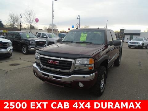 2003 GMC Sierra 2500HD for sale in Frankenmuth, MI