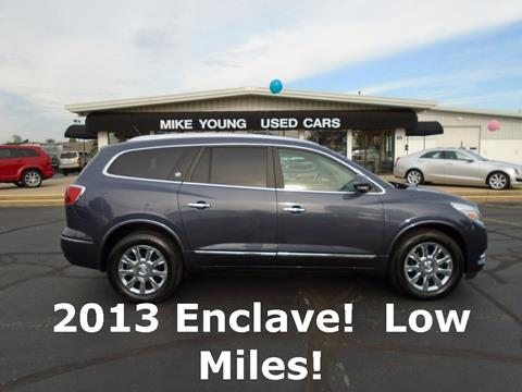 2013 Buick Enclave for sale in Frankenmuth MI