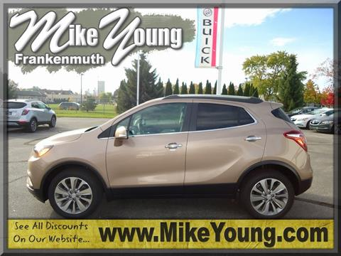 2018 Buick Encore for sale in Frankenmuth MI
