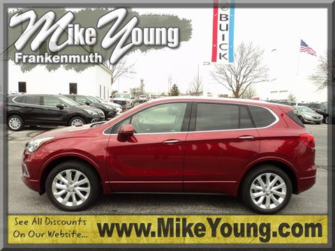 2017 Buick Envision for sale in Frankenmuth, MI