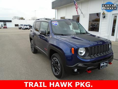 used 2016 jeep renegade for sale in michigan. Black Bedroom Furniture Sets. Home Design Ideas
