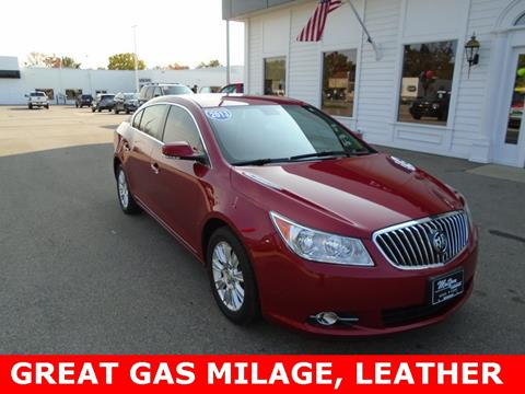 2013 Buick LaCrosse for sale in Frankenmuth, MI