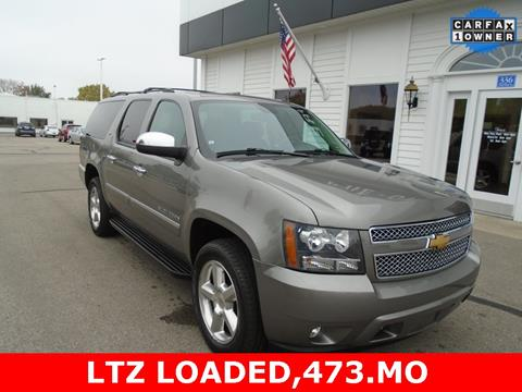 2012 Chevrolet Suburban for sale in Frankenmuth, MI