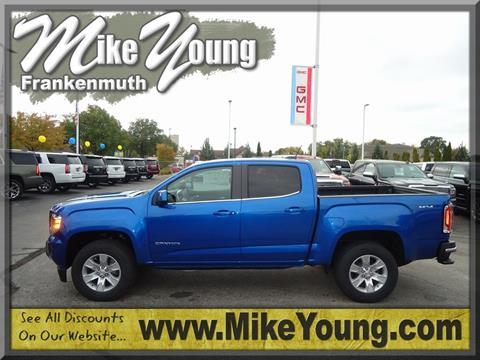 2018 GMC Canyon for sale in Frankenmuth MI