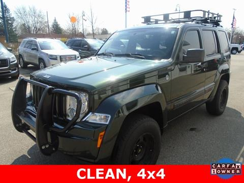 2011 Jeep Liberty for sale in Frankenmuth, MI