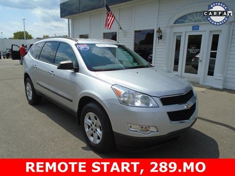 2012 Chevrolet Traverse for sale in Frankenmuth, MI