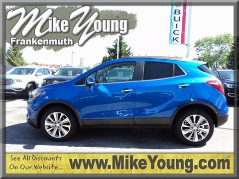 2017 Buick Encore for sale in Frankenmuth, MI