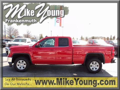 2017 GMC Sierra 1500 for sale in Frankenmuth, MI