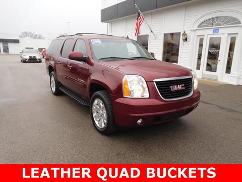 2008 GMC Yukon XL for sale in Frankenmuth, MI