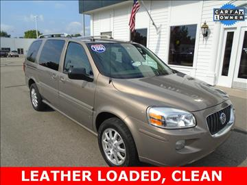 2006 Buick Terraza for sale in Frankenmuth, MI
