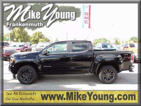 2017 GMC Canyon for sale in Frankenmuth, MI