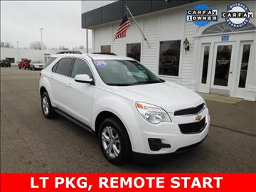 2014 Chevrolet Equinox for sale in Frankenmuth, MI