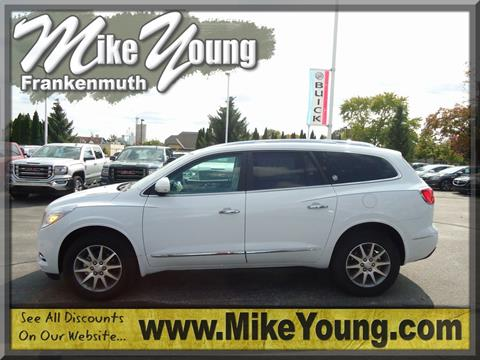 2017 Buick Enclave for sale in Frankenmuth, MI