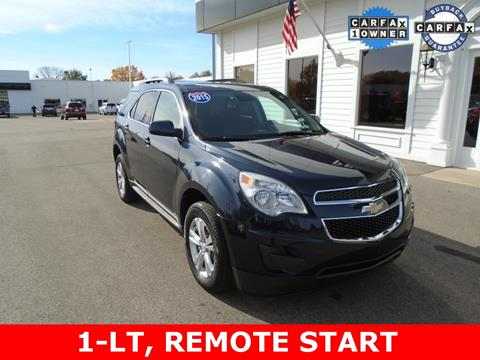 2015 Chevrolet Equinox for sale in Frankenmuth, MI