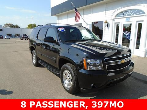2013 Chevrolet Tahoe for sale in Frankenmuth, MI