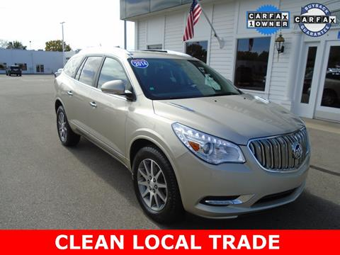 2014 Buick Enclave for sale in Frankenmuth MI