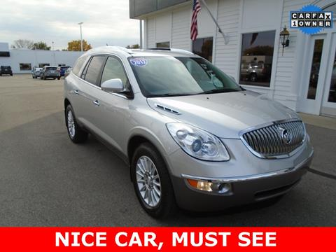 2012 Buick Enclave for sale in Frankenmuth MI