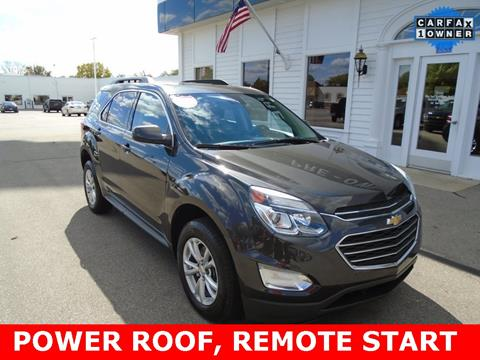 2016 Chevrolet Equinox for sale in Frankenmuth, MI