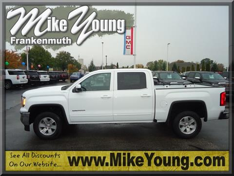2018 GMC Sierra 1500 for sale in Frankenmuth, MI
