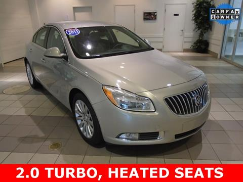 2011 Buick Regal for sale in Frankenmuth MI