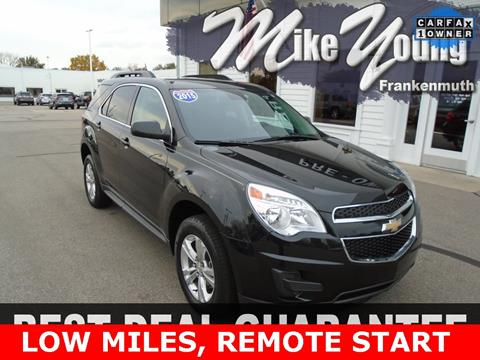2015 Chevrolet Equinox for sale in Frankenmuth MI