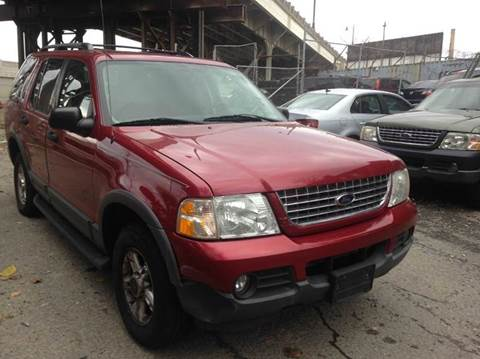 2003 Ford Explorer for sale in Jersey City, NJ