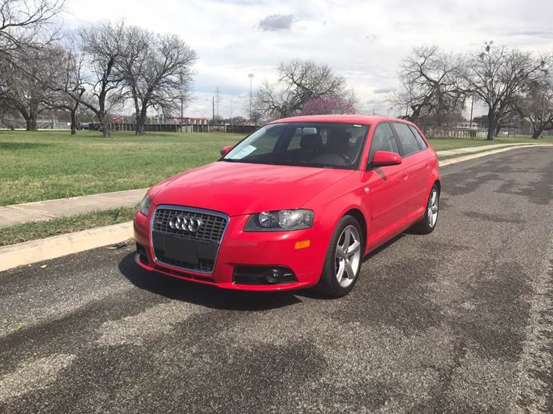 2008 audi a3 2 0t 4dr wagon 6a in san antonio tx texas auto trade center. Black Bedroom Furniture Sets. Home Design Ideas