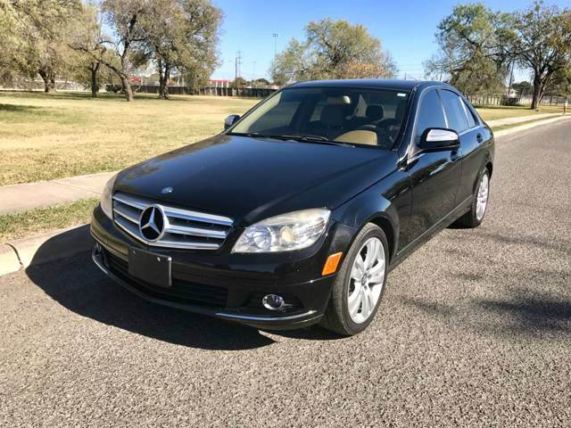 2008 mercedes benz c class c300 luxury 4matic awd 4dr for Mercedes benz service san antonio