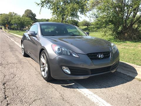 2012 Hyundai Genesis Coupe for sale in San Antonio, TX